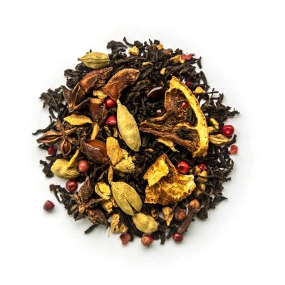Orange Spiced Chai Organic Tea