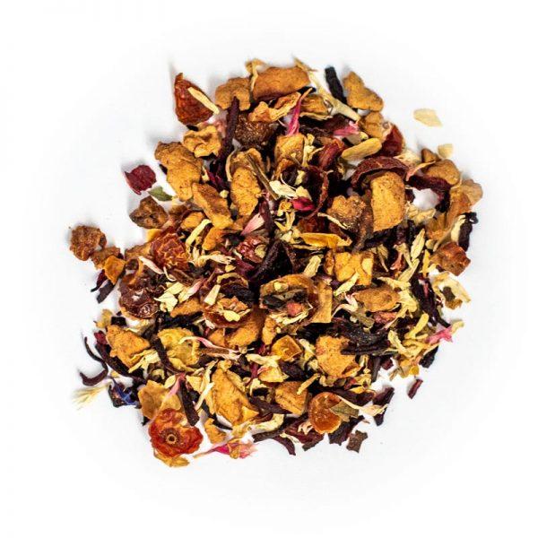 Raspberry Lemonade - Organic Herbal Tea