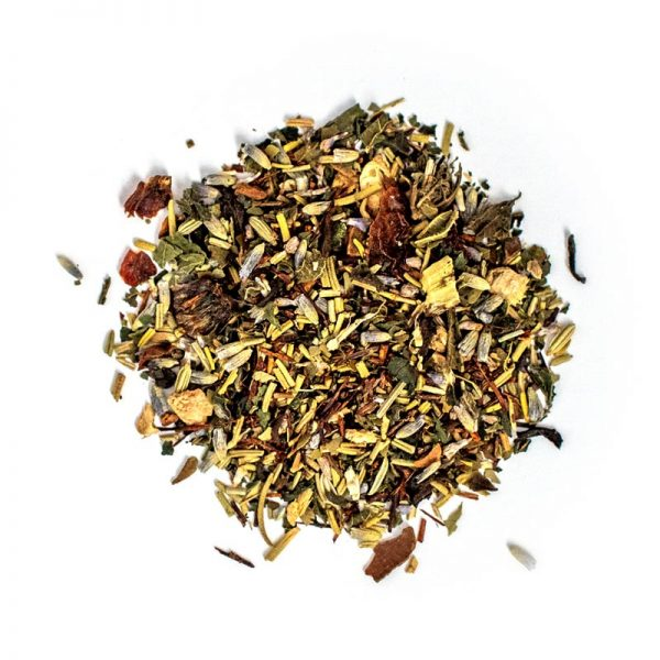 Sweet & Spicy - Organic - Wellness Tea